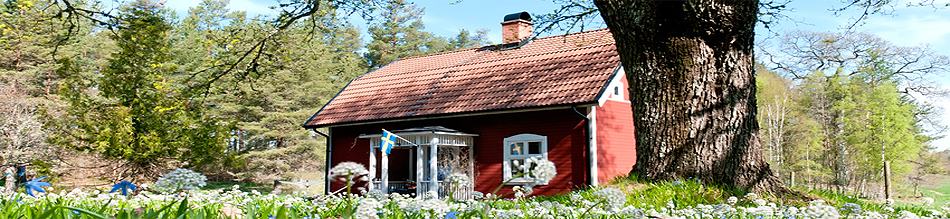 Reiseidylle &#8211; Skandinavien mit Schweden, Norwegen, Finnland und Dnemark