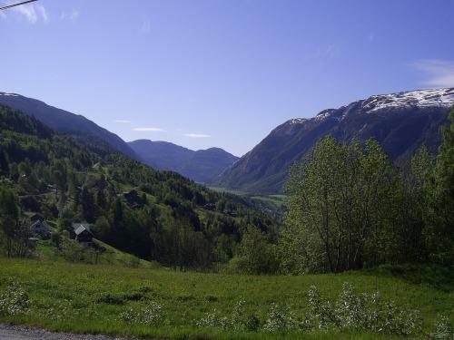 Vradal im Sommer Telemark Norwegen @reiseidylle