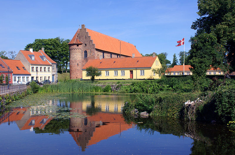 Schloss nyborg wikipedia @Mogens Engelund @Creative Commons