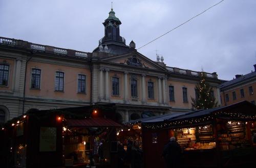 Stockholm_Weihnachtsmarkt @Reiseidylle