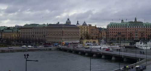 Stockholm im Herbst @reiseidylle