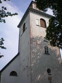 Kirche von Unnaryd @reiseidylle