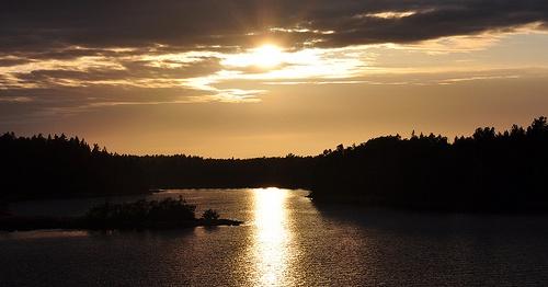 Kanutour Schweden flickr Michael Gwyther-Jones