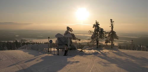 Weihnachten Finnland flickr @Leo-setä