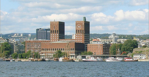 Hotels in Oslo flickr @ dalbera