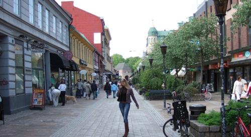 Halmstad in Schweden @reiseidylle