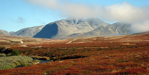 Wandern in Rondane flickr @johan seland