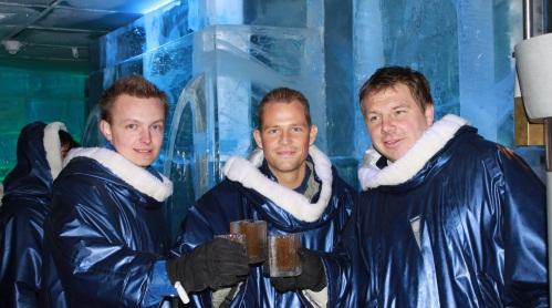 Ice Bar Stockholm @reiseidylle