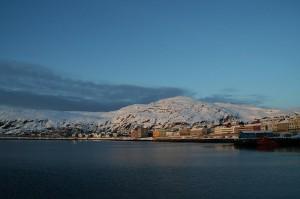 Hammerfest Norwegen flickr @ Eirik Neweth