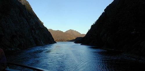 Trollfjord in Norwegen flickr (c) Meryan