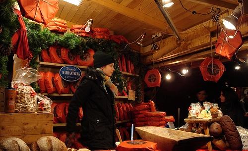 Weihnachtsmarkt Malmö flickr (c) Nenyaki