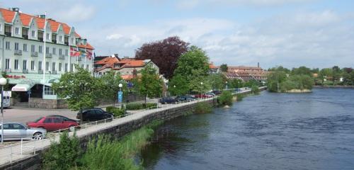 Falkenberg in Schweden (c) reiseidylle