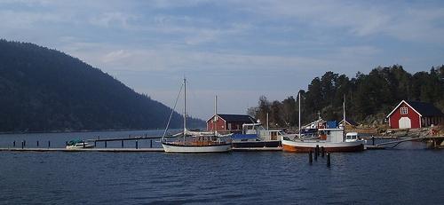 Drøbak in Norwegen flickr (c) Kulturnett Akershus CC-Lizenz