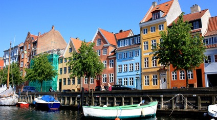 Kopenhagen in Dänemark (c) reiseidylle