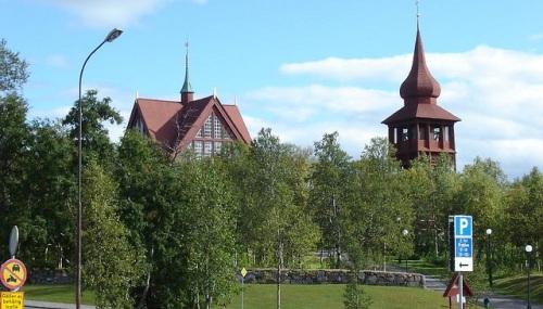 Kiruna in Schweden flickr (c) robin-root CC-Lizenz
