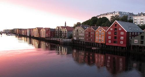 Trondheim in Norwegen flickr (c) Landbruks og matdepartement CC-Lizenz