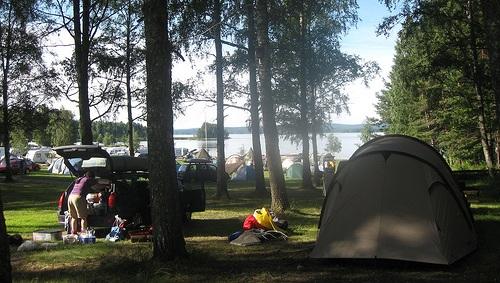 Camping in  Schweden flickr (c) RMD Obdervation CC-Lizenz