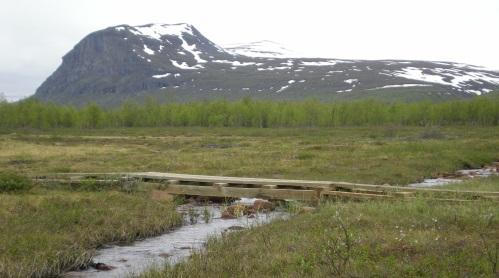 Lappland - Nationalpark Abisko (c) Reiseidylle