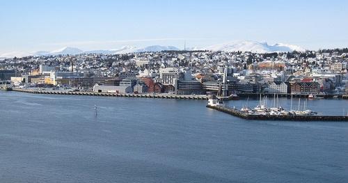 Tromsø flickr (c) Bernt Rostad CC-Lizenz