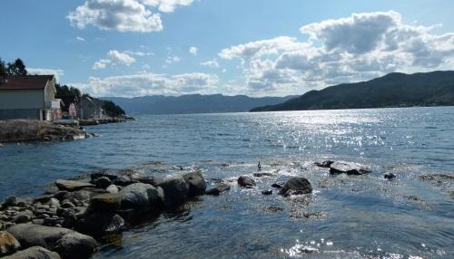 Region Kvinnherad am Hardangerfjord
