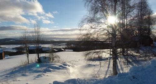 Björnrike in Härjedalen (Schweden)