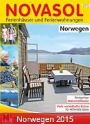 Novasol Katalog 2015 Norwegen