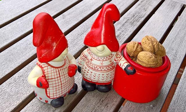 Weihnachtsmarkt in Norwegen